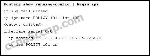 CCNA Security Chapter 5 Exam Answer v2 005