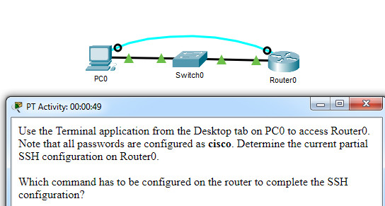 CCNA 1 v7 Modules 16 - 17 Building and Securing a Small Network Exam